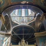 Turla bisericii Sfantul Dimitrie - Movila