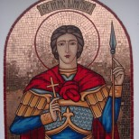 Sfantul Mare Mucenic Dimitrie Izvoratorul de Mir